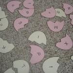 alphabet egg puzzles