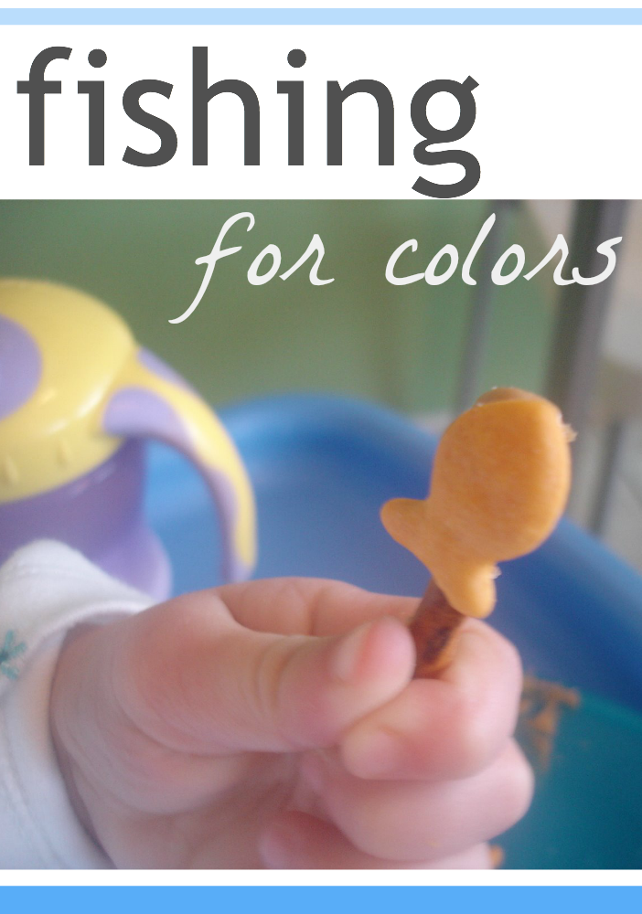 fishing for colors