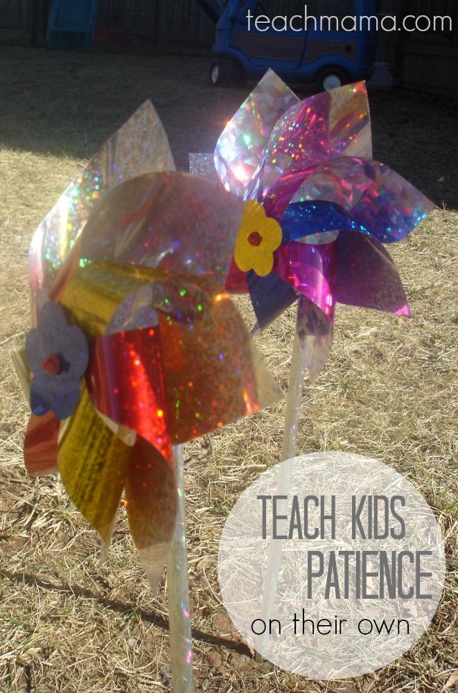 teach kids patience on their own | arm circles | teachmama.com