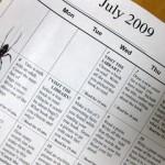 buggy kindergarten calendar