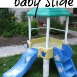 beautified baby slide