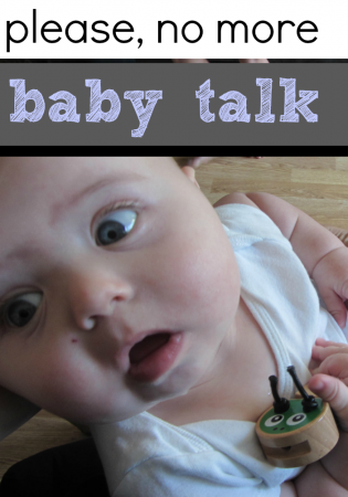 no more baby talk cover pinterest