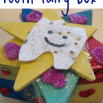 homemade tooth fairy boxes