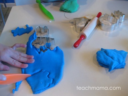 super-easy, no-mess ornaments | teachmama.com