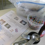 new for us friday: ziploc bag ice-cream