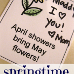 new for us friday: springtime love notes
