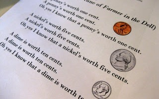 money poems, money songs: fun ways to teach kids about money