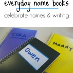 our everyday name books