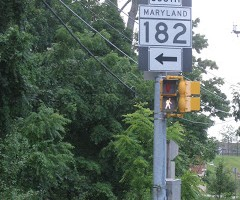 adding practice with street sign math