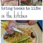 international literacy day: cora cooks pancit