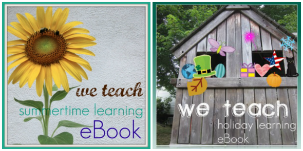 we teach ebooks