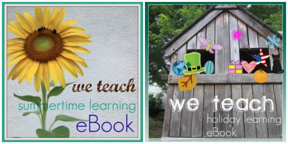 we teach resources