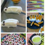 super easy, super spooky halloween treats