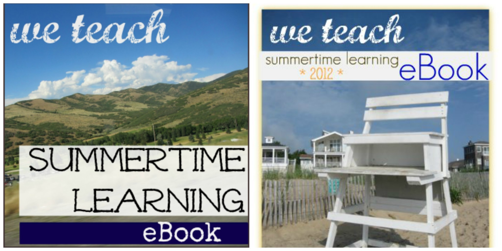 summer ebook cover