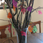 our thankful tree: beautiful, simple for thanksgiving