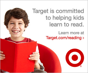 target's read with me (with iPad and children's books giveaway!)