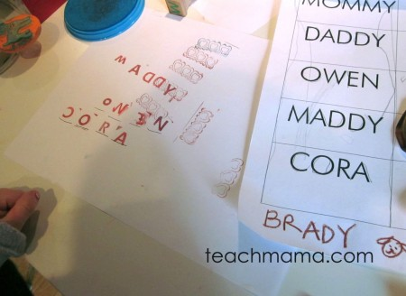 stamp to spell | early literacy and letter recognition | teachmama.com