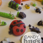 april fools' candy bugs: funny trick for families