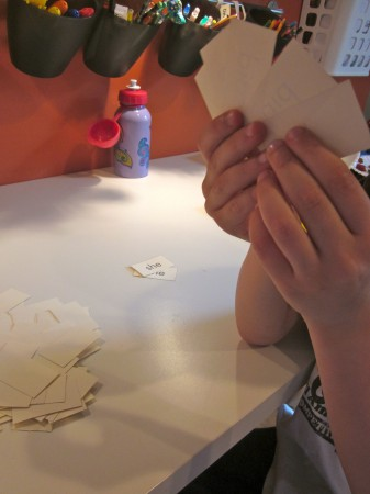 sight word games to prepare for kindergarten: go fish!