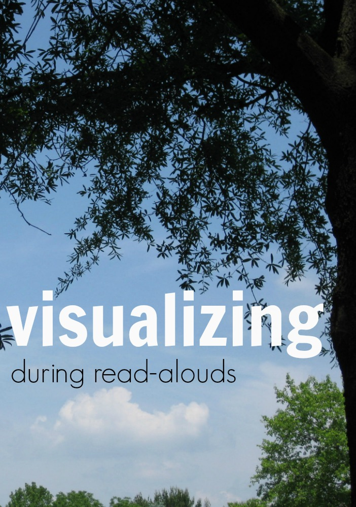 visualizing during read alouds