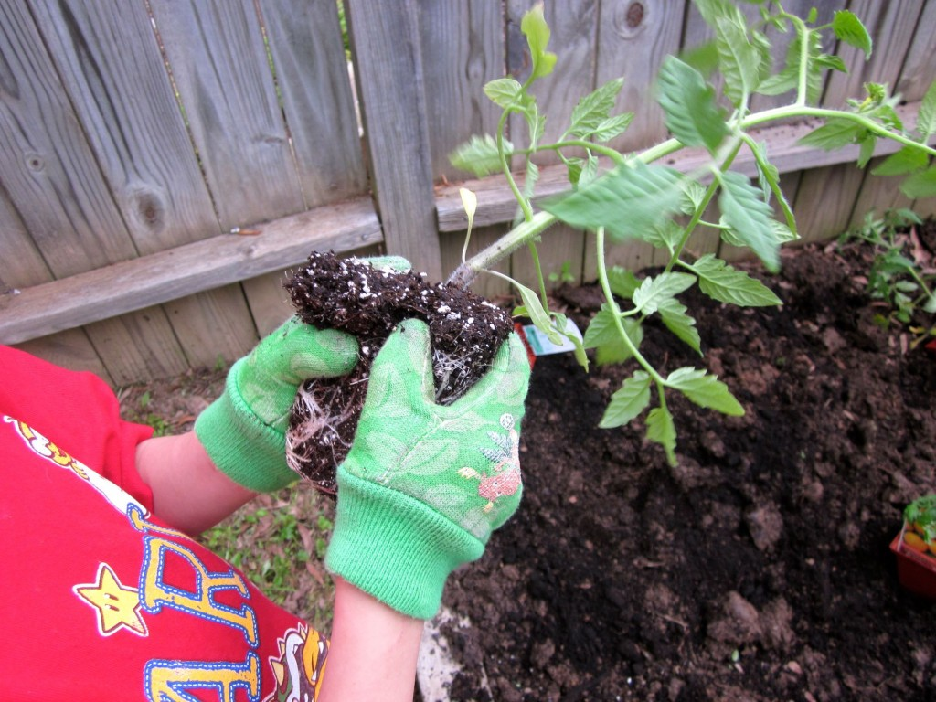 how kids can--and should--help with gardening