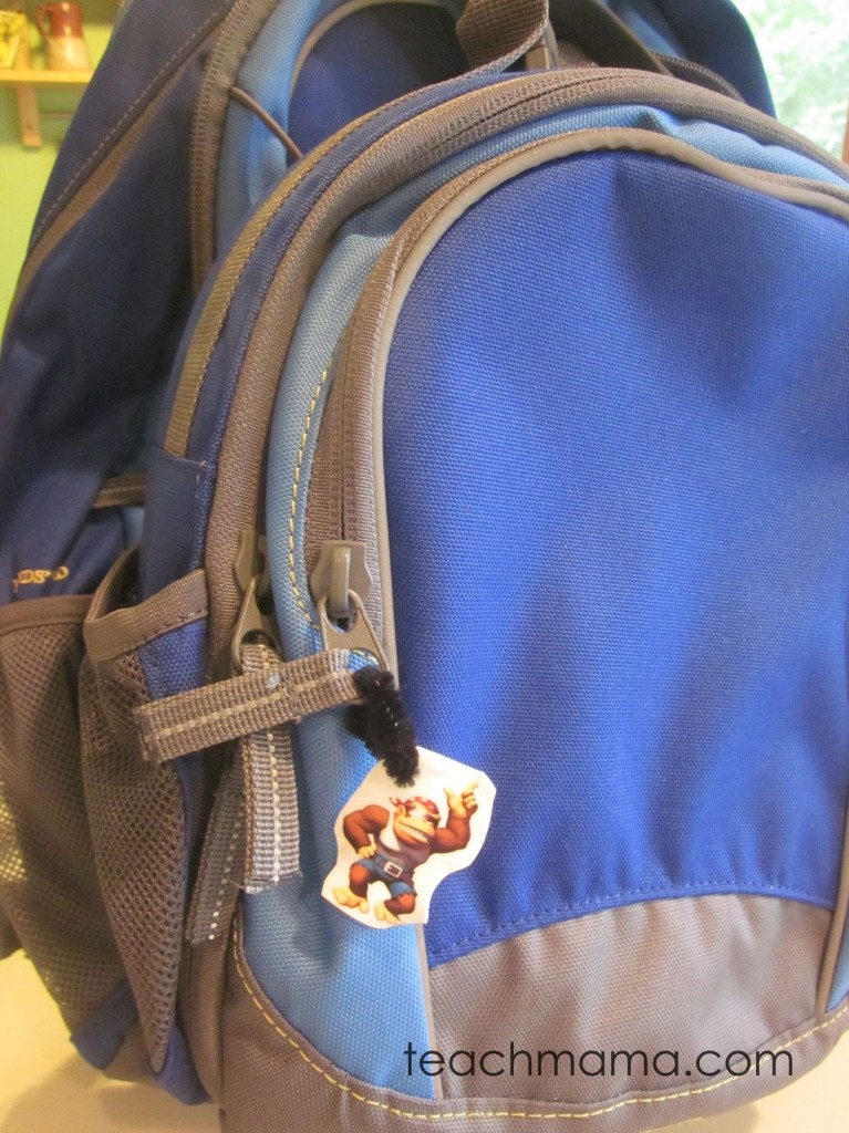shrinky dink backpack