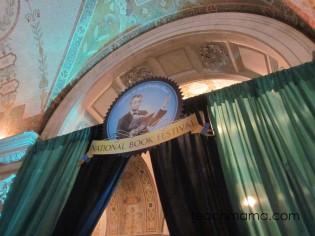 gala library congress, national book festival