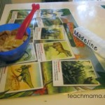 quick trick: have a. . . placemat party!
