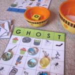 boo! it's halloween GHOST bingo!