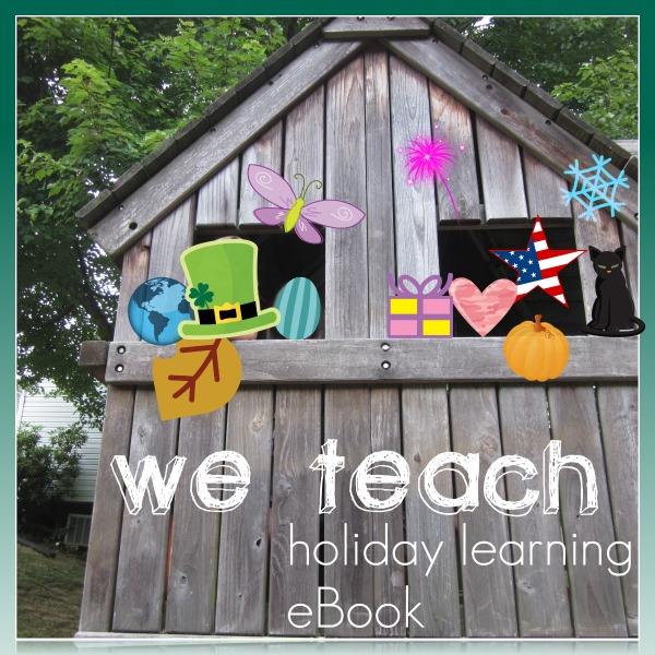 we teach holiday learning eBook 2011
