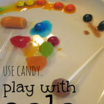 candy experiments: playing with color