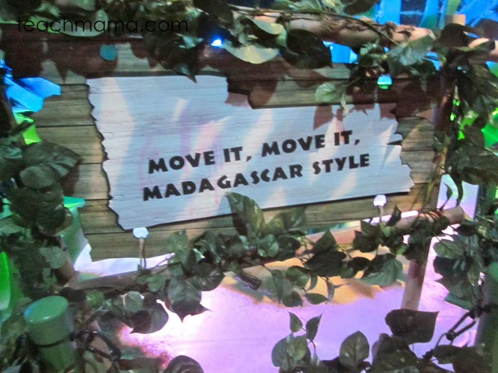 gaylord national event ice move it move it