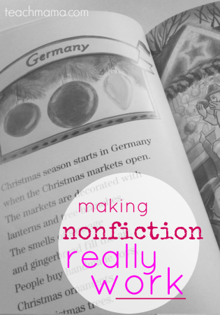 learning during read-alouds: non-fiction that WORKS