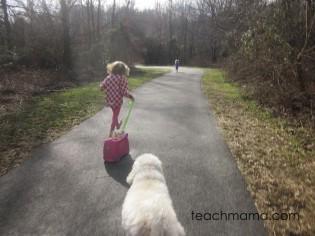 classic, creative play, melissa & doug trunki walk