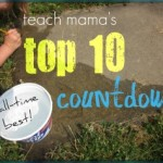 best of teach mama countdown: #9 — building words, names