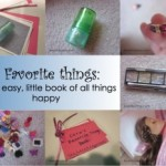 favorite things book: an easy, little book of all things happy