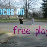 quick trick: focus on free play