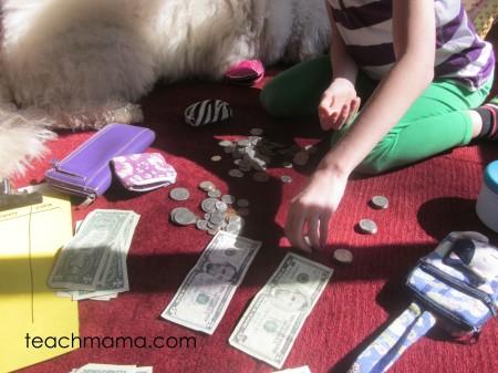 gem jars 2.0 for family behavior and allowance