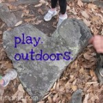 quick trick: play. outdoors. (no matter the weather!)