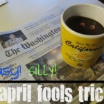 easy, super-silly april fool's tricks