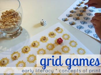 quick & easy grid games
