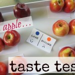 new for us friday: the red apple taste test