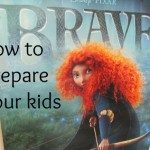how to prepare your kids to see disney pixar's brave