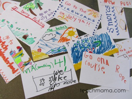 making summer fun cards 2012 - 6