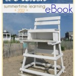 free summertime learning eBook: ways to make summer learning FUN!