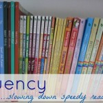 improve fluency: slow down speedy readers