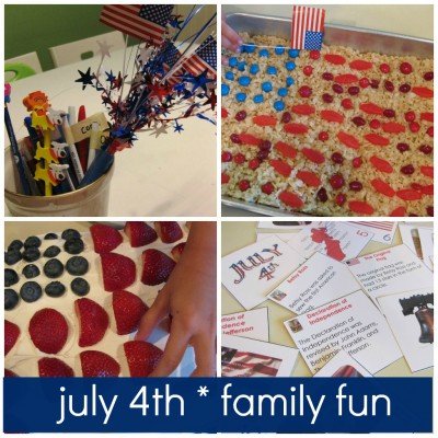 july 4th activities for kids & families - teach mama