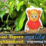 daniel tiger's neighborhood: quality programming for preschoolers