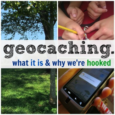 geocaching: what it is and why we're hooked