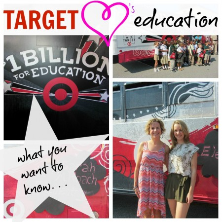 target supports education: grants & programs that ROCK (+ giveaway!)